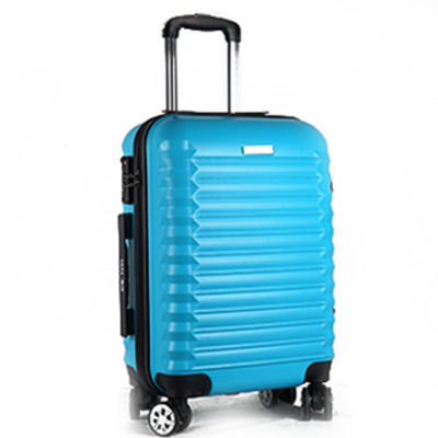 Han edition 28 inch wheels travelled bags small pure and fresh and trunk aluminum frame pull rod box female male 20 password box