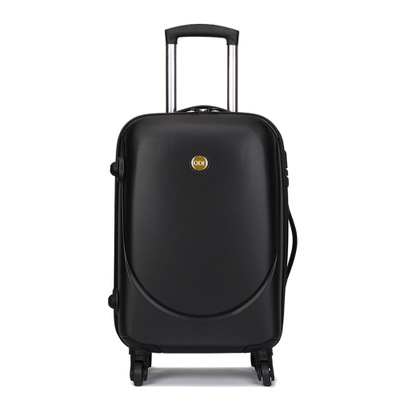 Hot-selling 20-inch business luggage universal wheel boarding box ABS lever box