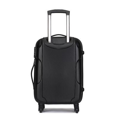 热销旅行箱 20寸商务行李箱 万向轮登机箱ABS拉杆箱