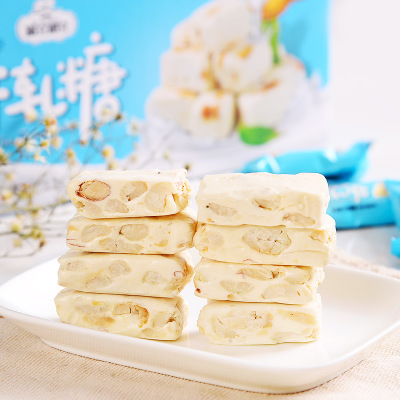 TC handmade peanut nougat love soft toffee fruit boxed prefectural sugar casual 180g