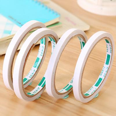 薄双面胶带强粘性双面胶无痕双面胶带透明双面胶