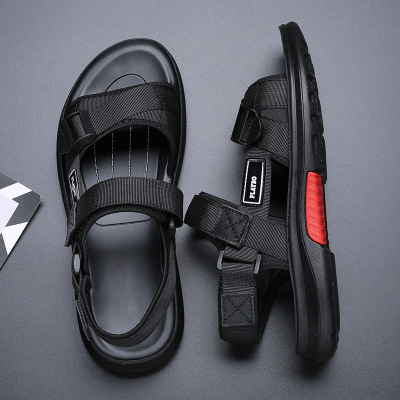 Men's new casual breathable sandals 2019 summer trend