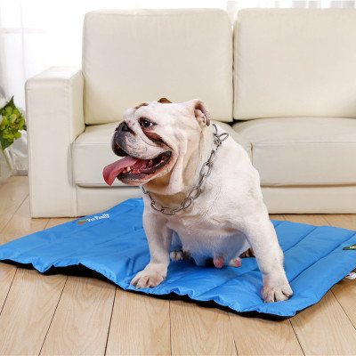 Manufacturers direct marketing wavy summer with new pet MATS pet waterproof cool pad