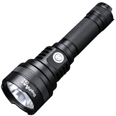 SupFire神火C8-E迷你升级版手电筒可充电超亮多功能远射led特种兵