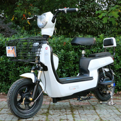 New gb electric bike Emma New day yadi gold arrow knife green source immediately bell bird than German