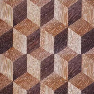 国标12mm耐磨拼花木地板 背景墙DIY个性艺术强化复合地板工厂直销