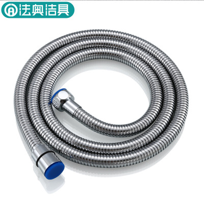 Fa 'ao sanitary ware stainless steel small sprinkler hose encryption explosion - proof telescopic small sprinkler hose