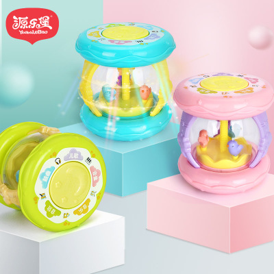 The Children clap hand clap drum baby clap drum music rotating hand clap drum