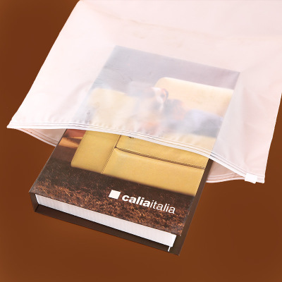 Plastic clothing packaging bags customized eva20*30 double-sided sandbag 15 silk self-protective clothing packaging bags custom