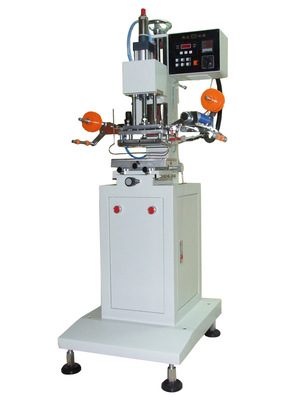 Flat bronzing machine plastic bronzing machine cosmetic cap bronzing machine wine cap bronzing machine