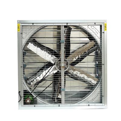 直销工业排风扇供应各规格加厚镀锌板排风机牧畜场大棚水帘风机