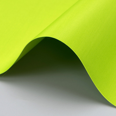 420 d polyester plain fabric 4 * 4 encryption of high - elastic PVC polyester Oxford fabric laminates dyeing case and bag fabric