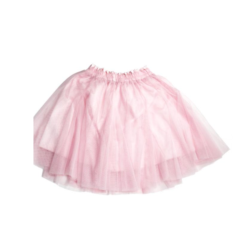 J4-1 mini mesh skirt