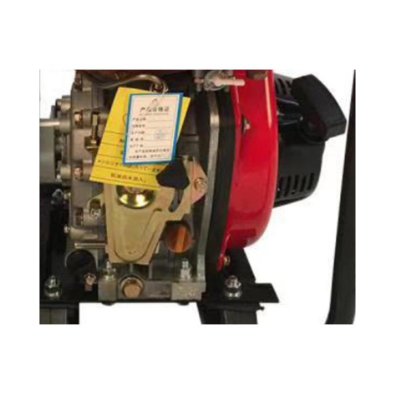 风冷柴油水泵机组-DP80B(E)