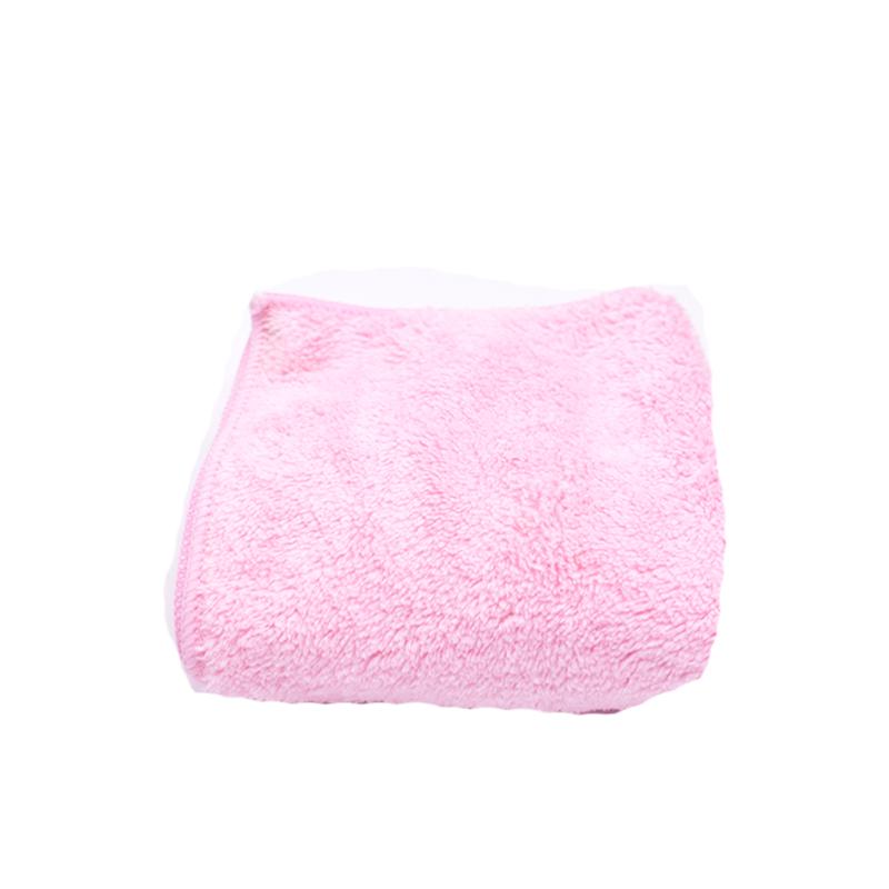 涤锦双珊拷边毛巾