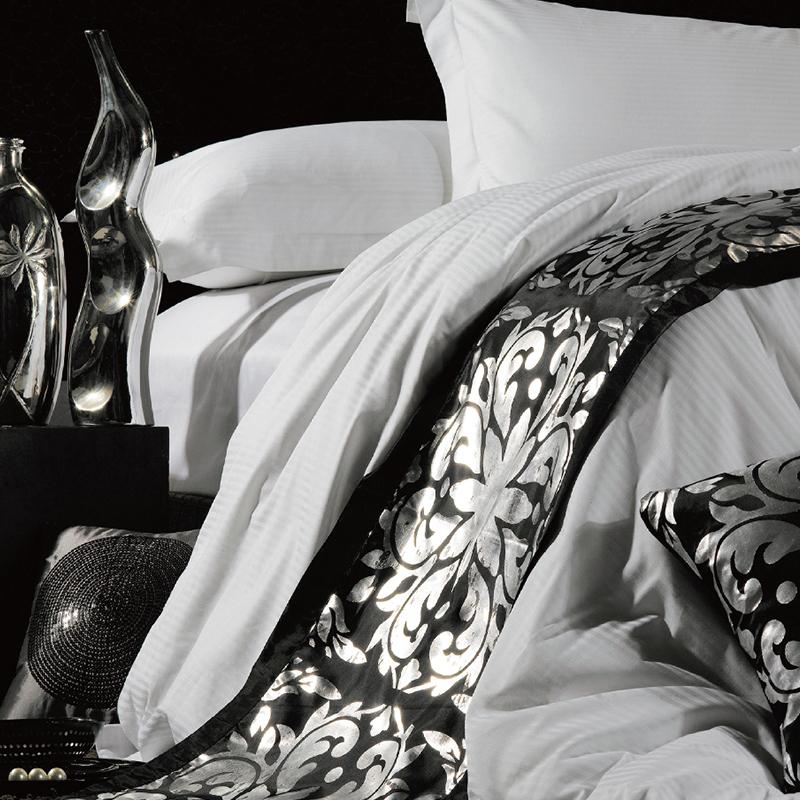 床尾巾定制