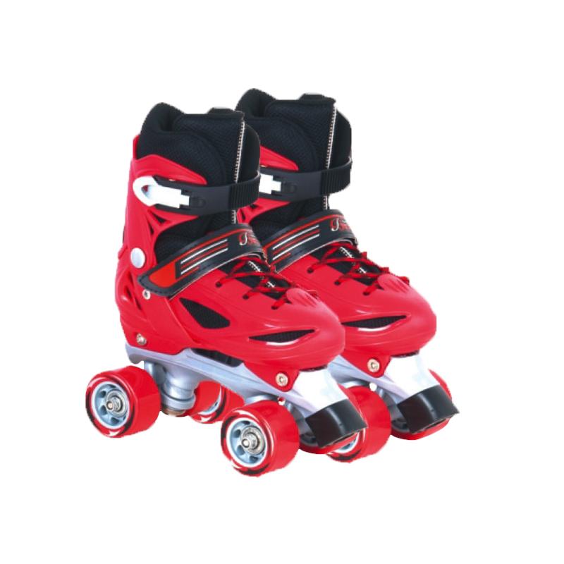 飞乐轮滑鞋(可调双排硬壳鞋)