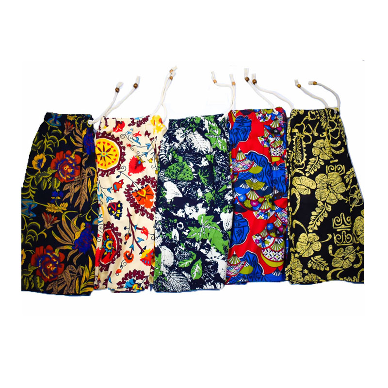 Men's printed beach pants