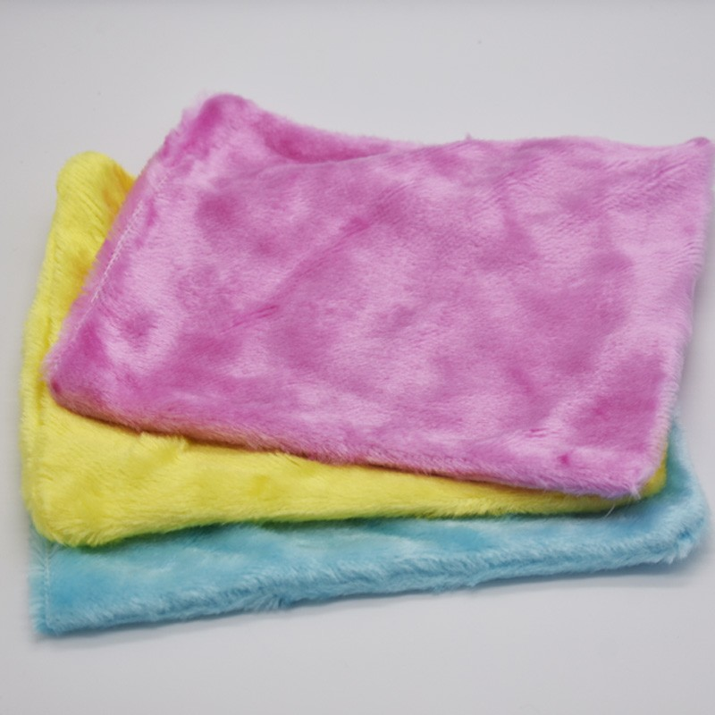 Wood fiber oiled dish towel