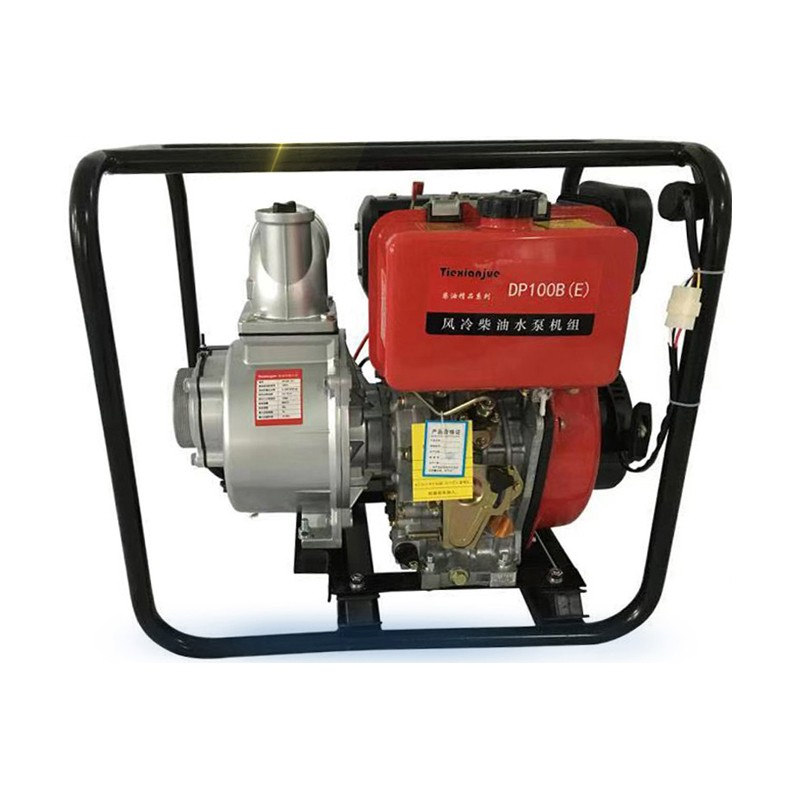 Air-cooled diesel water pump unit - DP100B(E)