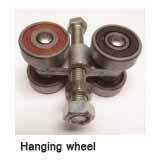 Hanging wheel