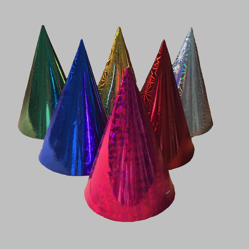 Cute party new year hat celebration party paper hat