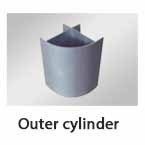 Outer cylinder