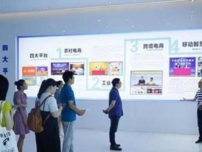 Pingyang cross-border e-commerce enterprise half year sales of 170 million yuan