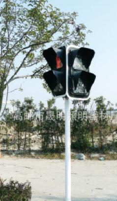道路交通器材厂家 一体化信号塔 交通信号灯 框架式信号灯