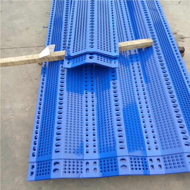 防尘网厂家挡风抑尘墙煤场料场水泥厂蓝色防风防尘网现货直销
