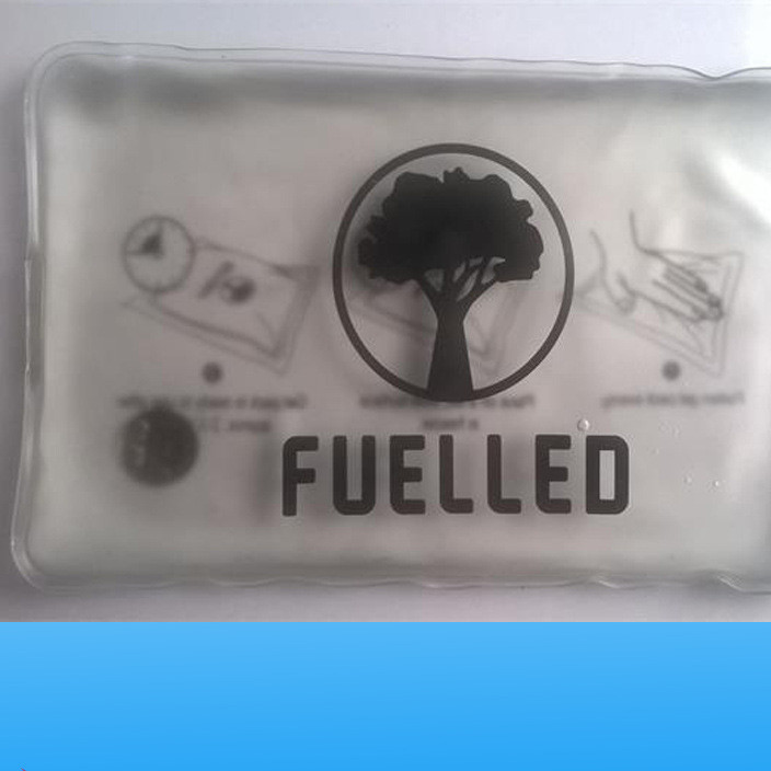 Depilator matching PE nylon ice bag manufacturers supply the latest gel ice pad, cool ice bag