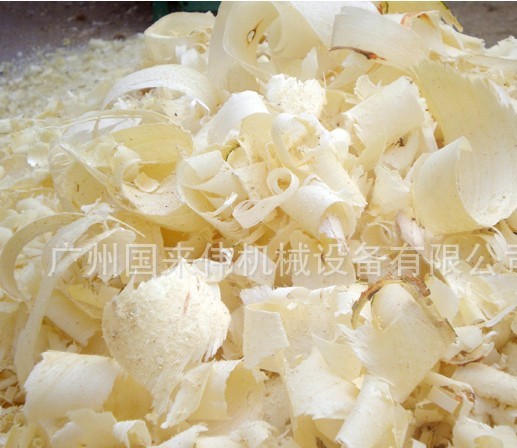 Guangzhou sell small multi - functional wood shavings machine, pet nest shavings machine quotation
