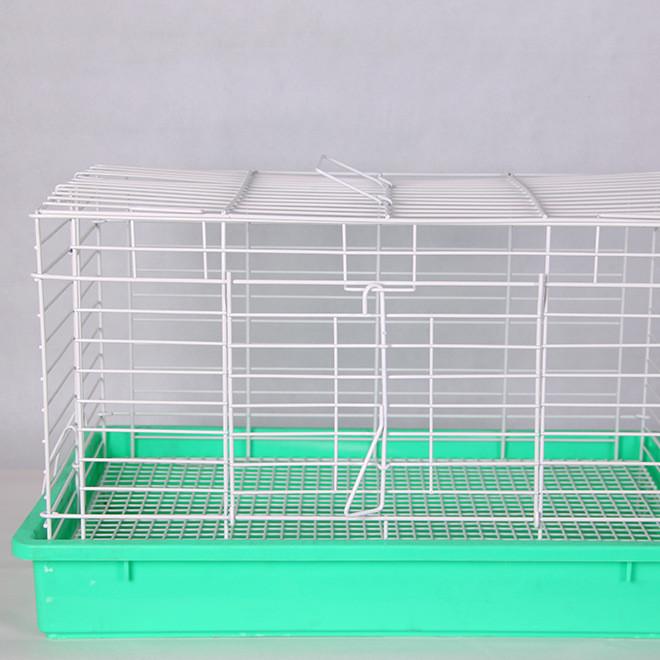 厂家直销舒适铁线兔笼 小型宠物窝动物笼具 批发荷兰猪笼豚鼠笼