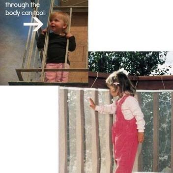 3米加厚安全绳网 阳台防护网 装饰网儿童安全网楼梯防护网