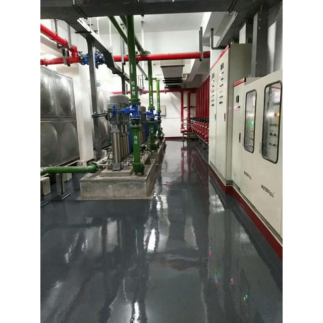 苏州园区 太仓开发区 防静电地坪环氧树脂地坪漆施工防静电地坪多色可选订货生产