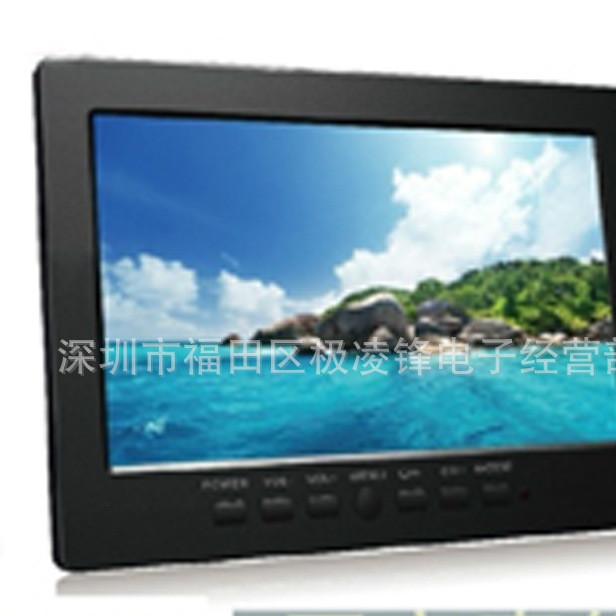 工厂直销7寸监视器液晶BNC AV VGA小电脑/监控显示器器