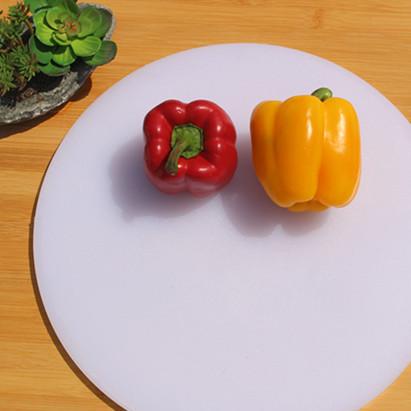 厂家直销-塑料菜板.两用菜板.切菜板.平面砧板 圆菜板