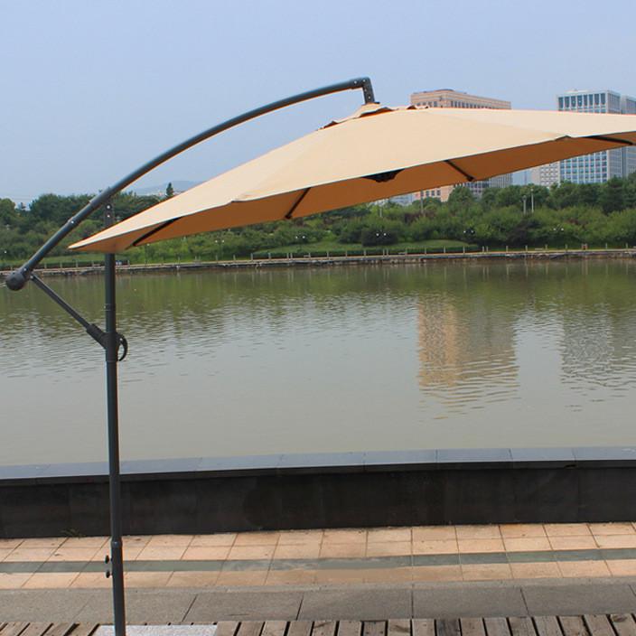 户外遮阳伞大号户外伞庭院伞室外岗亭阳台广告伞3米户外大太阳伞