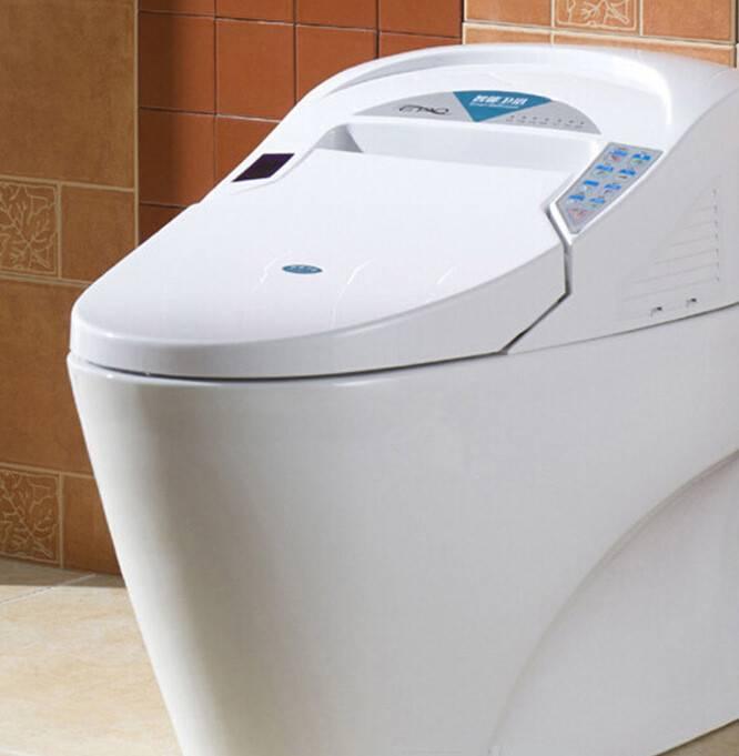 智能坐便器 全自动坐便器 臀部清洗自动除臭马桶 遥控智能马桶