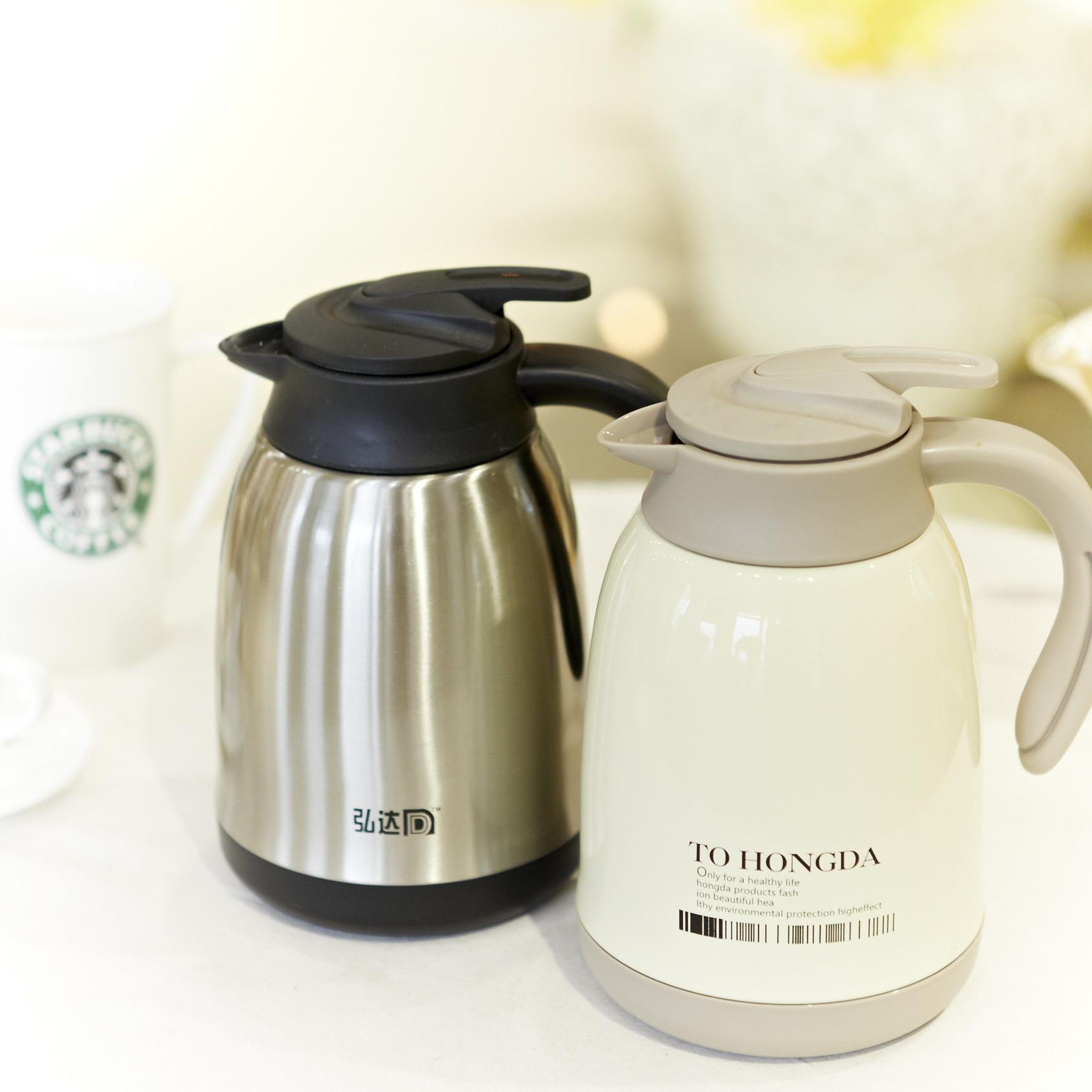 正品304不锈钢家用保温壶真空保温保暖瓶大容量热水瓶咖啡壶