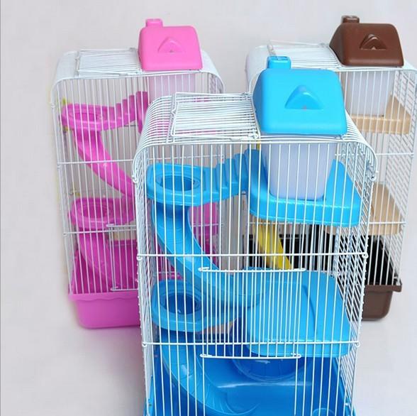 仓鼠笼子仓鼠窝屋房子仓鼠用品仓鼠玩具小宠物笼子用品批发
