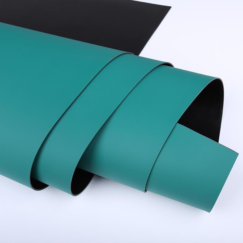 防静电专用胶板 实验室防静电胶垫 防静电胶垫价格