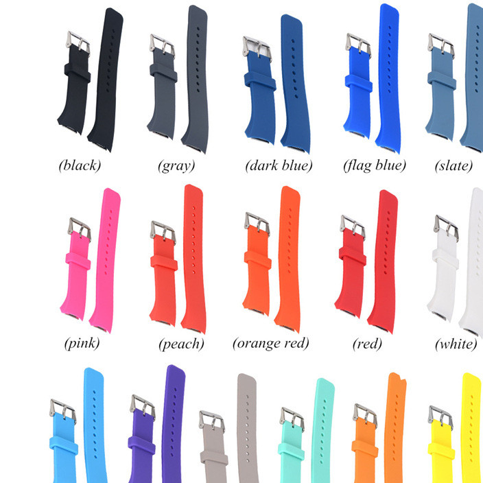 外贸热销三星Galaxy Gear S2智能手表表带 R720替换腕带 R730表带