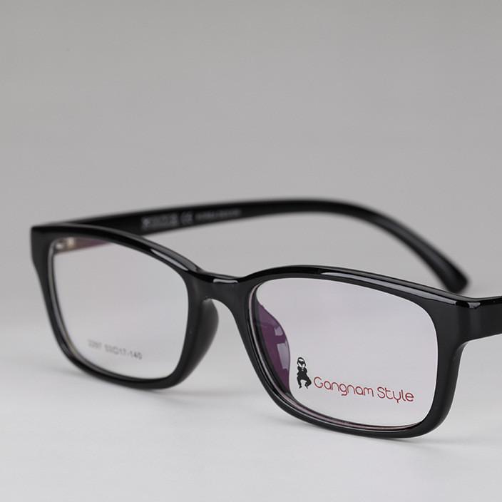 男女超轻TR90渐进多焦点眼镜 远近两用智能双光老花镜变色镜2297