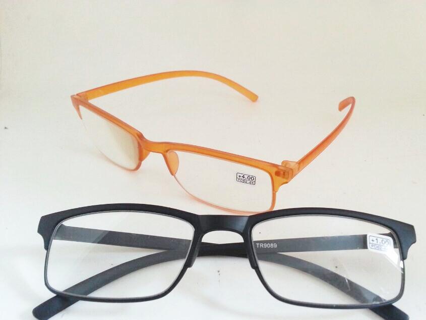 新款TR90老花镜 超轻超韧 进口高清树脂镜片 老视眼镜 厂家批发