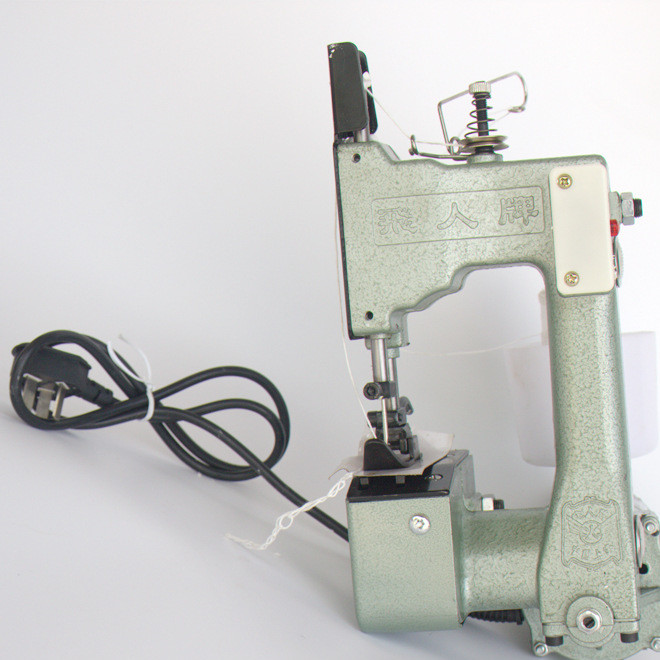 Flying brand gk9-2 packing and sealing machine portable sewing machine electric woven bag packing and sealing machine manufacturer wholesale