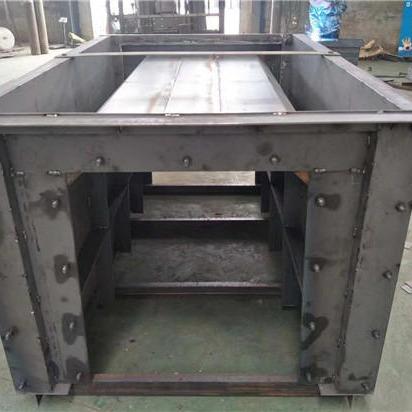 预制排水槽钢模具 高速公路排水槽钢模具 水沟排水槽钢模具