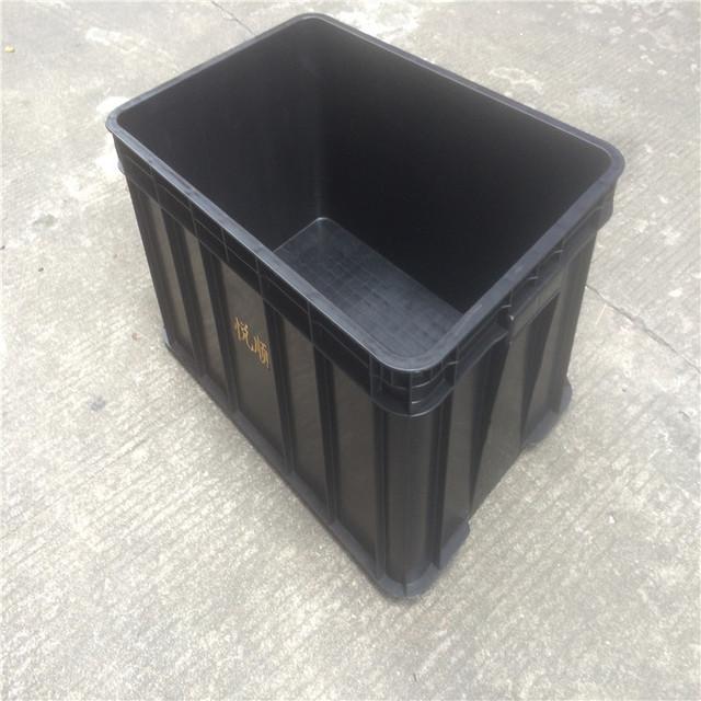 610420315防静电塑料胶框 深圳防静电周转箱胶箱防静电周转筐