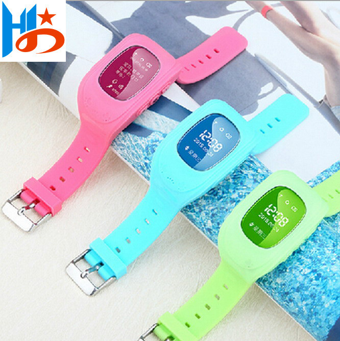 Children's GPS positioning bracelet smart watch bracelet watch children's phone watch manufacturers direct