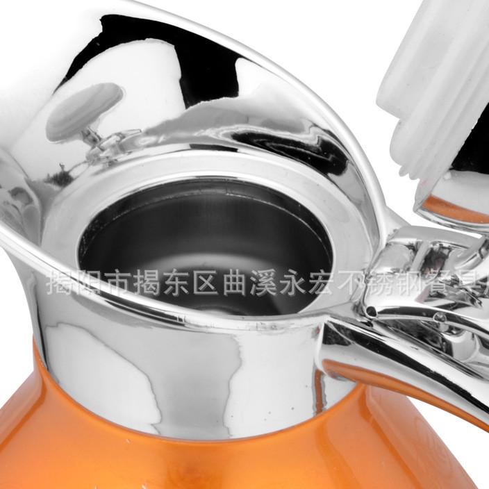 保温壶大容量保温杯不锈钢内胆咖啡壶保温瓶暖壶真空咖啡壶